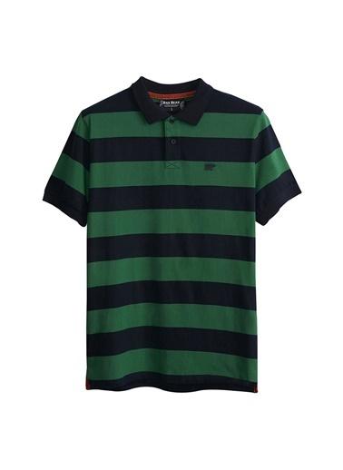 Bad Bear Bad Bear Erkek Yeşil Polo T-Shirt Yeşil